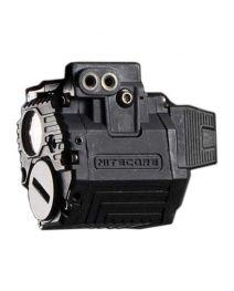 Nitecore - NPL10 - 300 lumens e 88 metri - Torcia LED per pistola