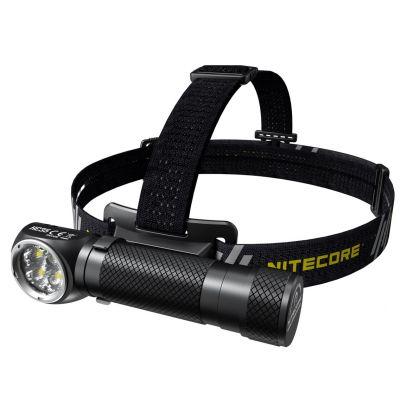 Nitecore - HC33 - Frontale Angolare - 1800 lumens e 187 metri - Torcia Led