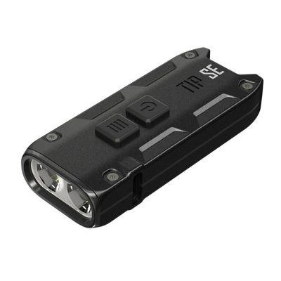 Nitecore - TIP + Clip - Grey - Portachiavi Ricaricabile USB -