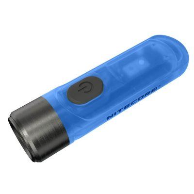 Nitecore - TIKI - Portachiavi Ricaricabile USB + UV - 300 lumens e 71 metri - Torcia Led