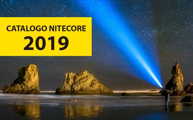 Nuovo catalogo Nitecore 2019