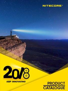 CATALOGO NITECORE 2018